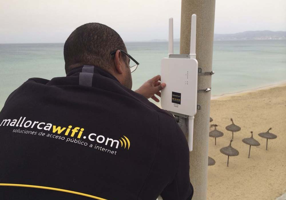 Proyecto Smartwifi Palma