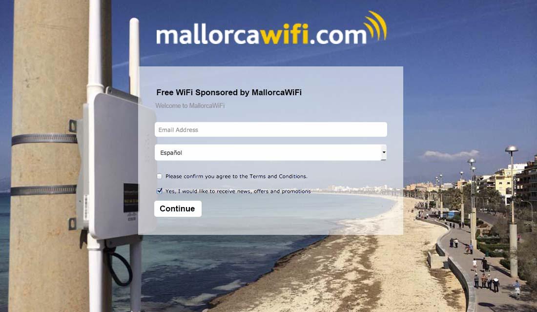Mail Marketing MallorcaWiFi