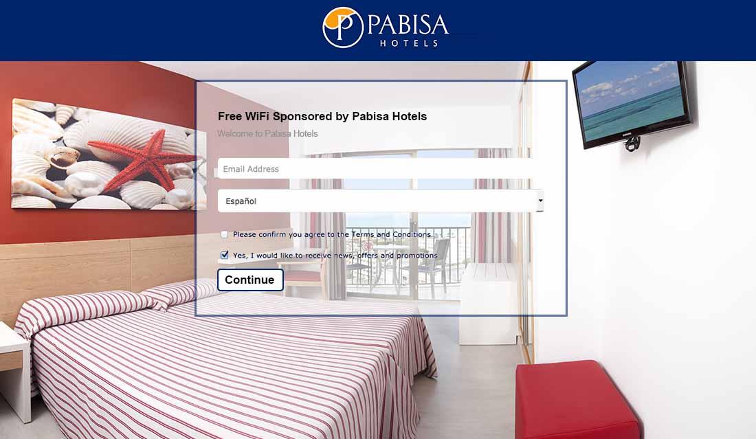 Mail Marketing Pabisa Hotels