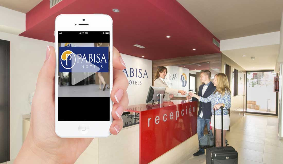 Video Promocional Pabisa Hotels