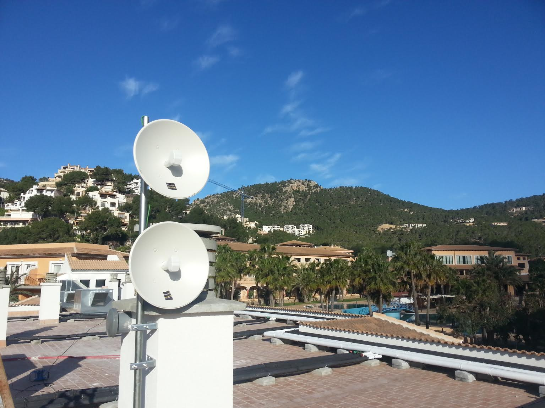 Antenas Mon Port