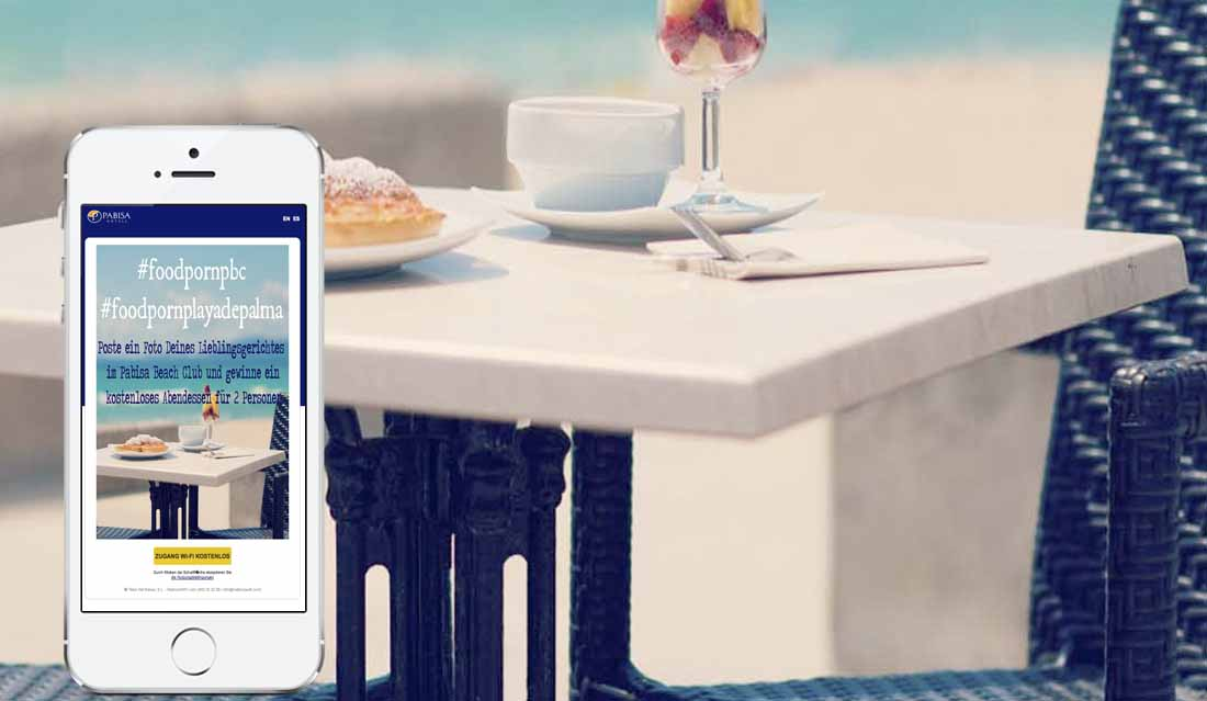 Landing Page Pabisa Beach Club