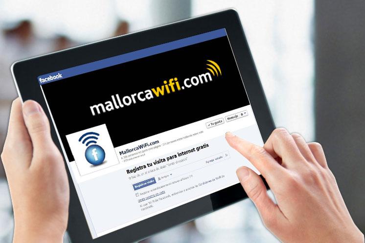 Social Login MallorcaWiFi