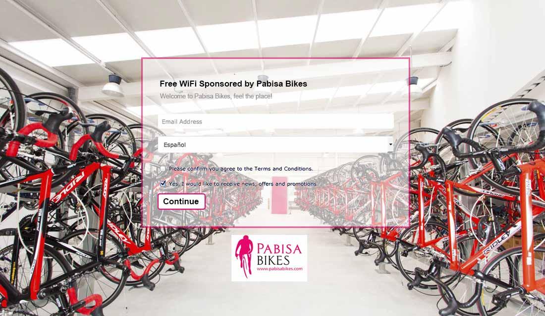 Mail Marketing Pabisa Bikes