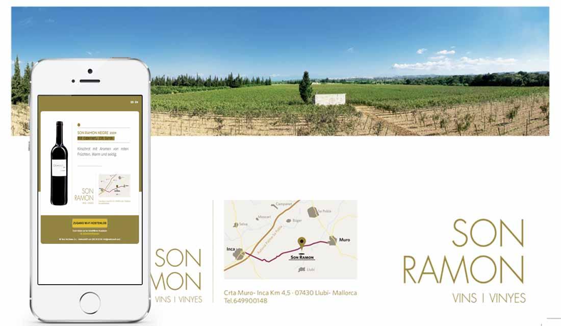 Landing Page Son Ramon